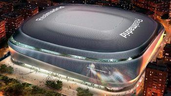 """Стадионът на бъдещето, в който ще се превърне """"Сантяго Бернабеу"""""""