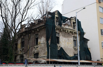 Ще бъде ли спасена Къщата на Гешов от вграждане в 7-етажен хотел?