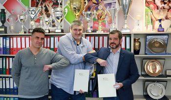 """Волейболната федерация обяви подписването на """"мегадоговор"""""""
