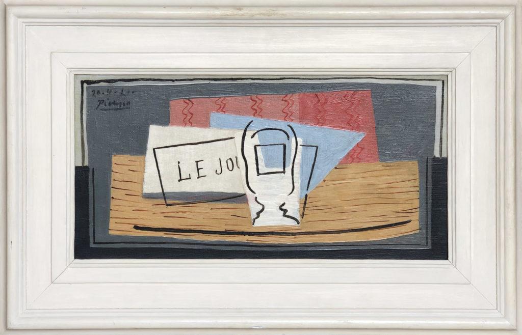 Ето картината на Пикасо за $1 млн. която беше разиграна