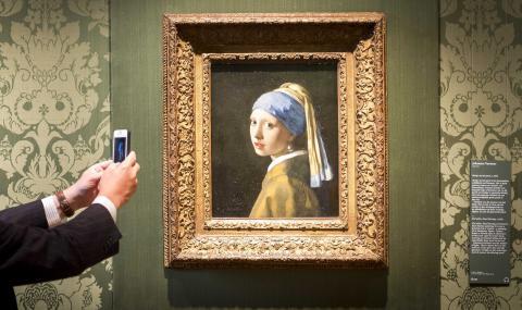 Ново разкритие за една от най-известните картини в света (ВИДЕО)