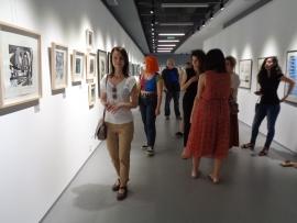 """19 творци изложиха графики в галерия """"Капана"""""""