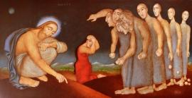 """Галерия Възраждане кани на изложба живопис """"Жените в Новия Завет"""" на Юлия Станкова"""