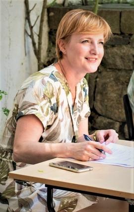 Изкуствоведът проф. Галя Лардева: За мен Есенните изложби са лична кауза