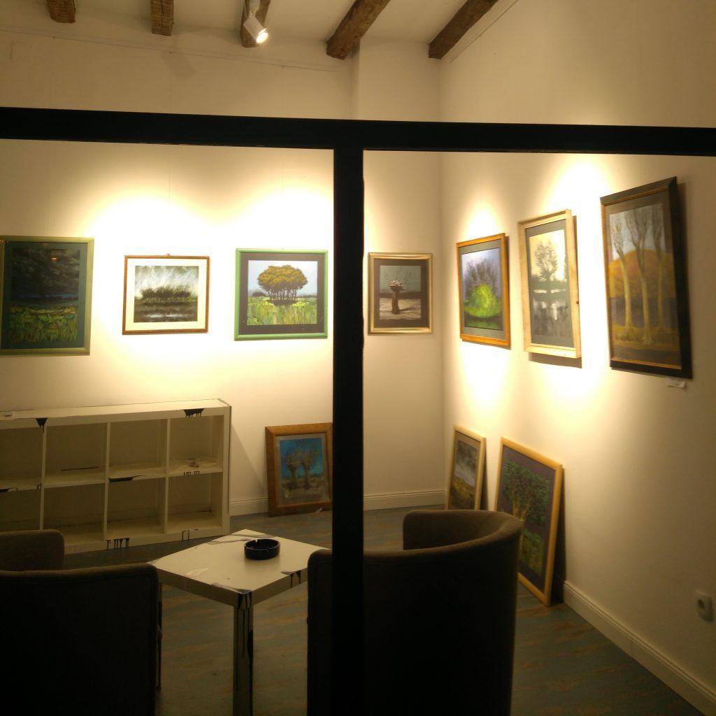 На гости на художника Ангел Китипов в Капана (ГАЛЕРИЯ)