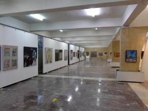 Информация за Петото балканско квадринале на живописта /