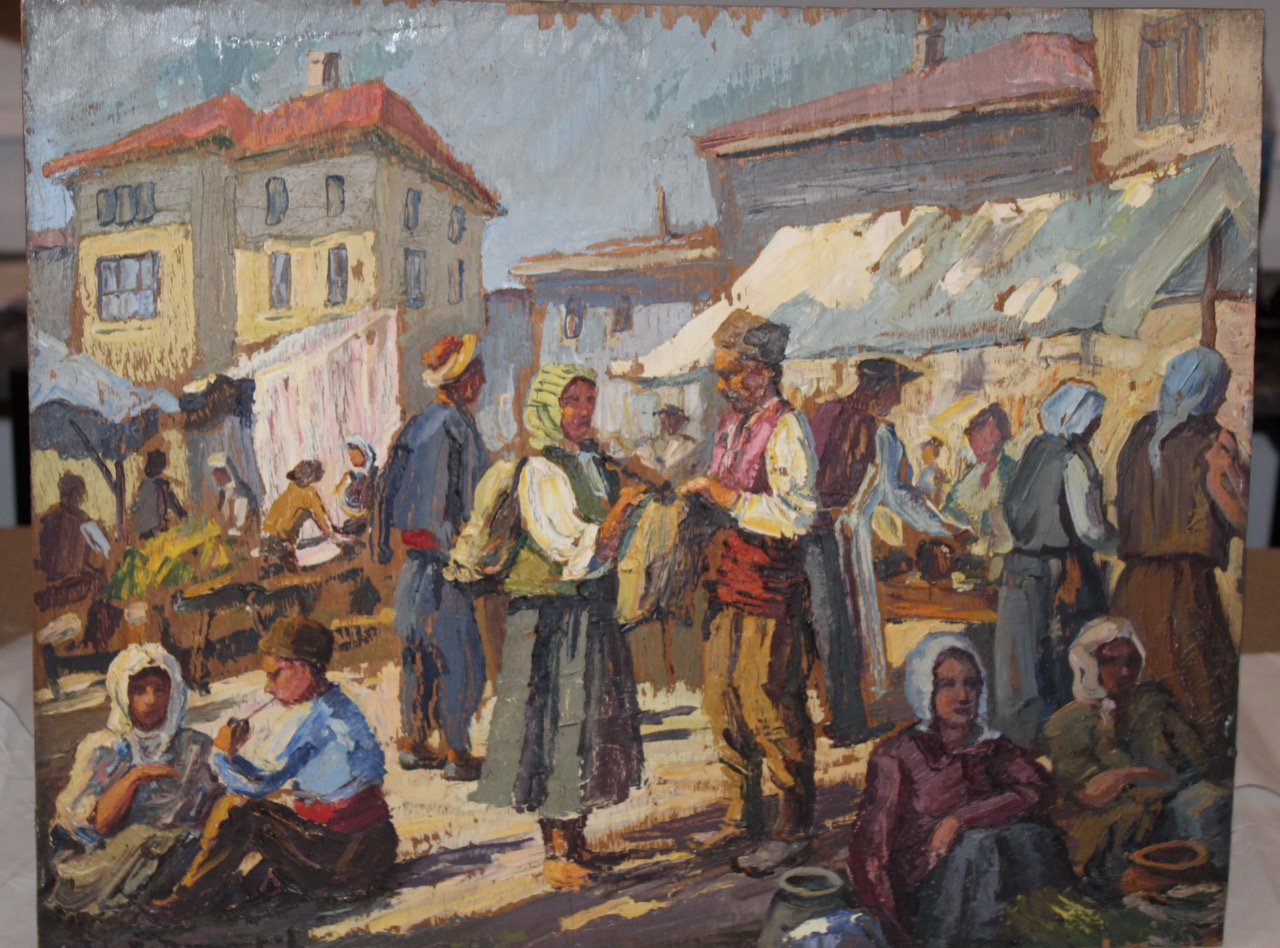 Ето част от шедьоврите в колекцията на Васил Божков