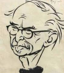 Александър  Божинов – бащата на политическата карикатура