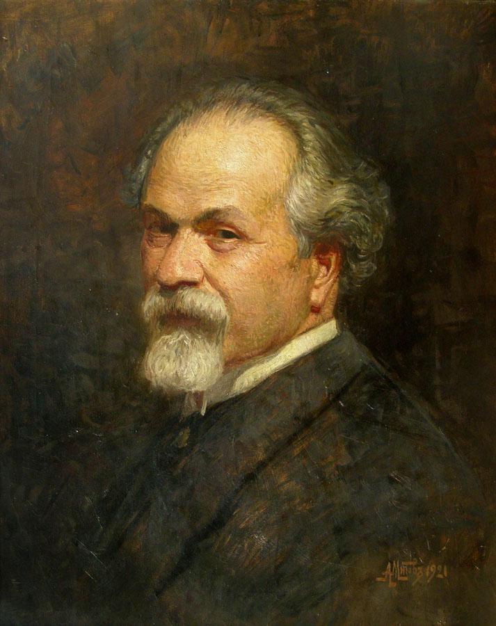 Антон Митов 1862 – 1930