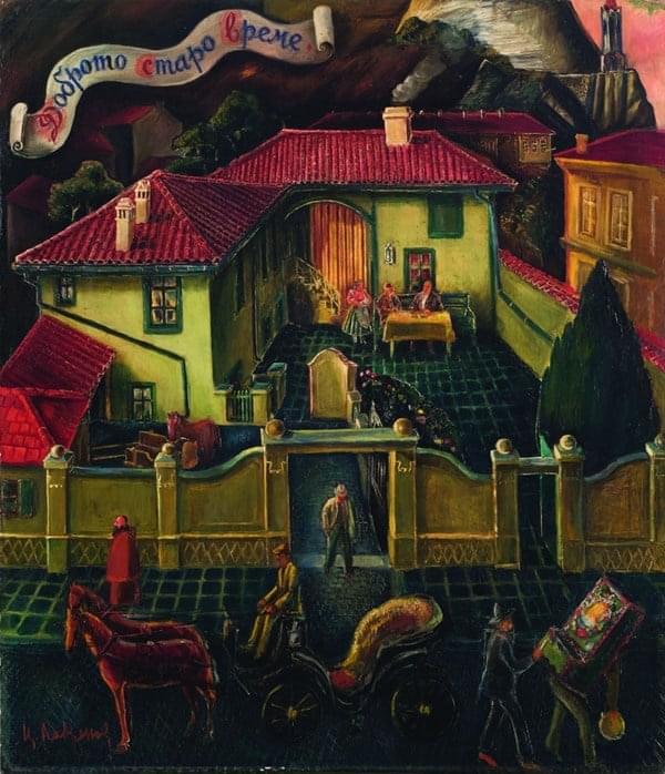 Цанко Лавренов – Доброто старо време
