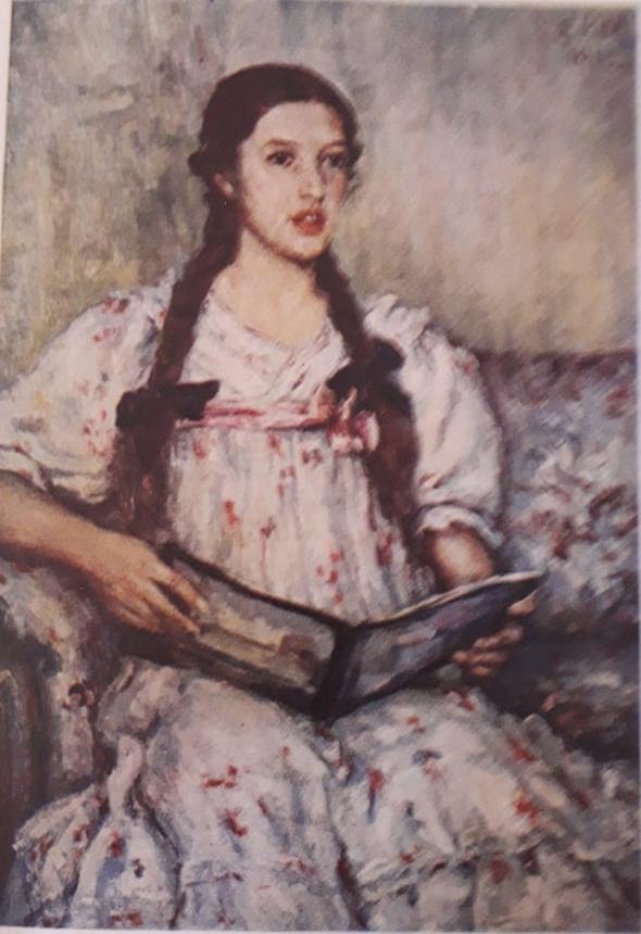 Елена Карамихайлова (1875-1961) – Майсторката на женския портрет