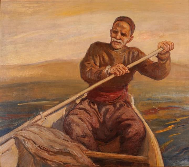 Радомир Мандов (1883-1947) – Казанлъшката школа