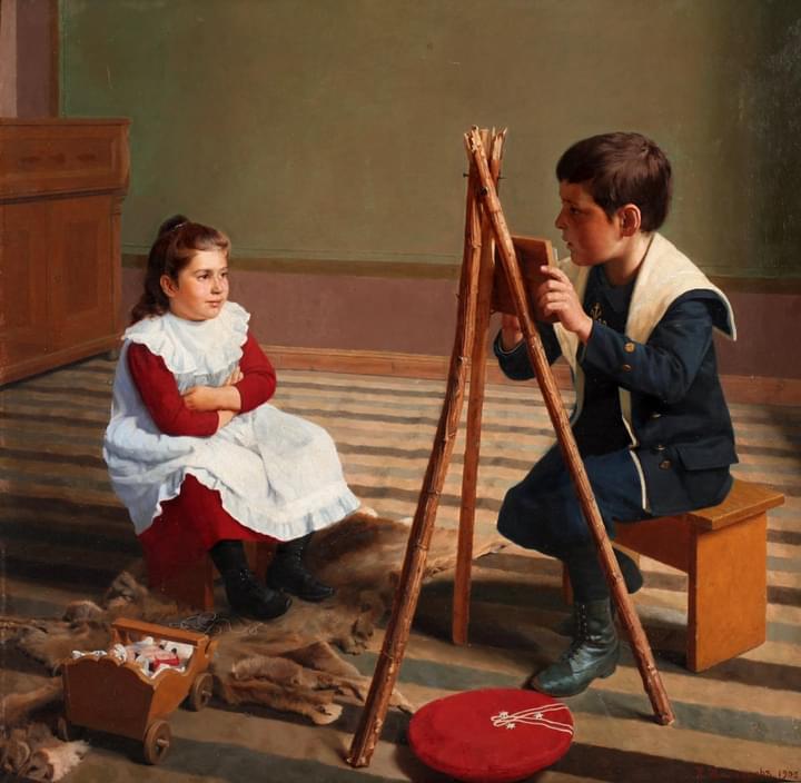 Петко Клисуров (1865-1933) – Казанлъшката школа