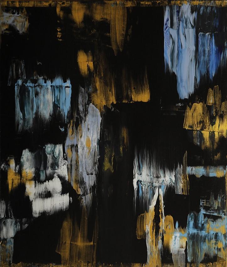 Дора Драгнева представя абстрактни платна в галерия ЮКА във Варна
