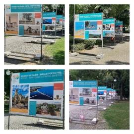 Историята на Варна като 100-годишен курортен град в пътуваща изложба в Цар-Симеоновата градина