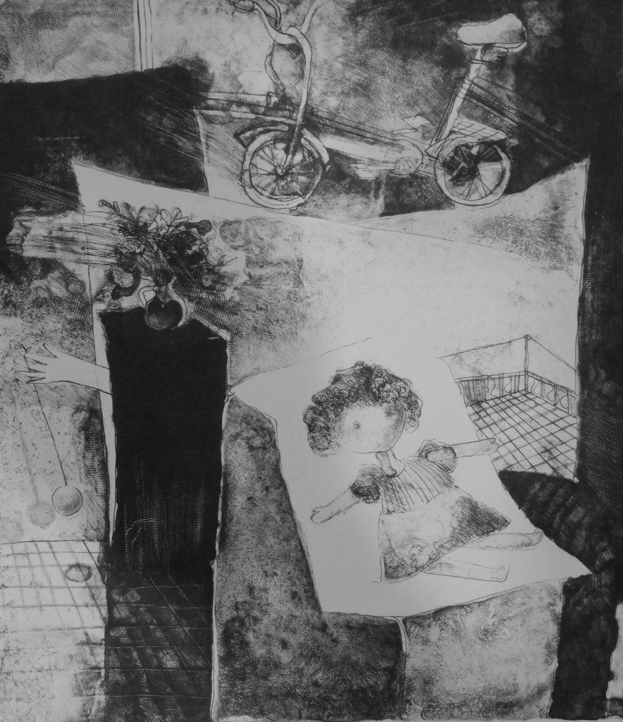 """Мария Чакърова връща машината на времето с изложбата """"Черно и бяло"""""""