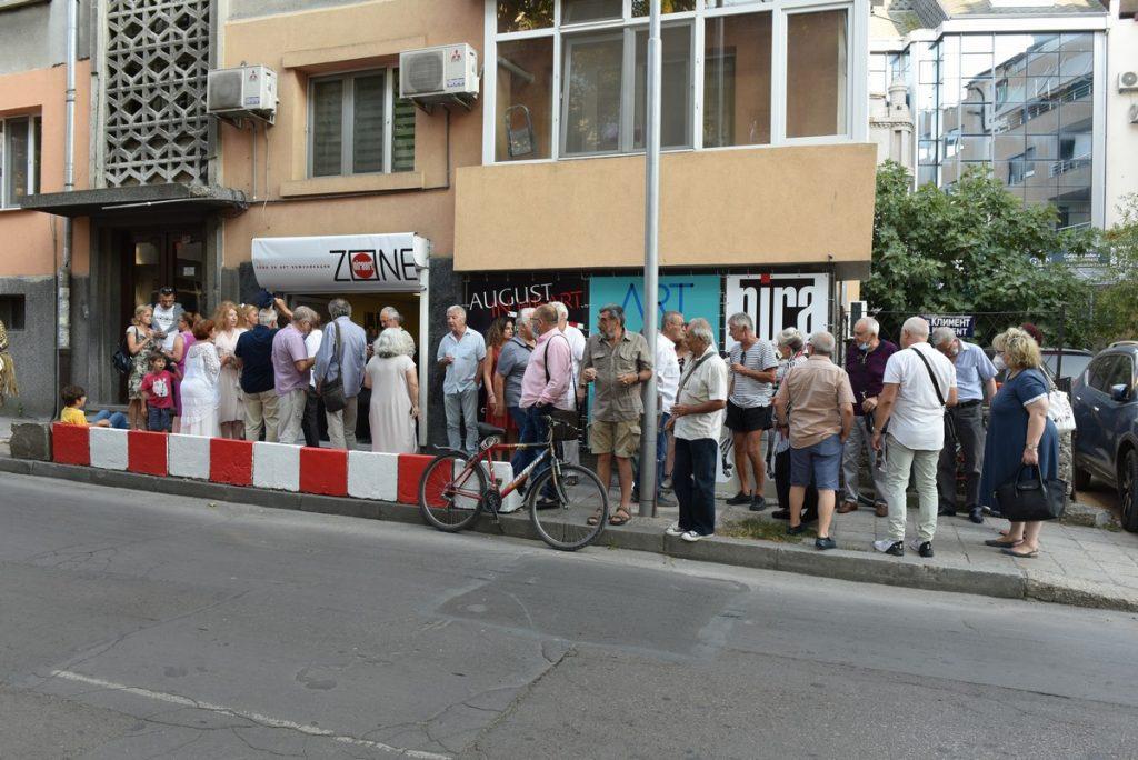 Зона Нира арт отвори врати във Варна
