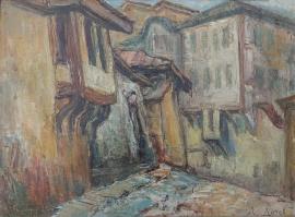 Изложба на Асен, Борис и Петър Дочеви в РЕМ - Пловдив