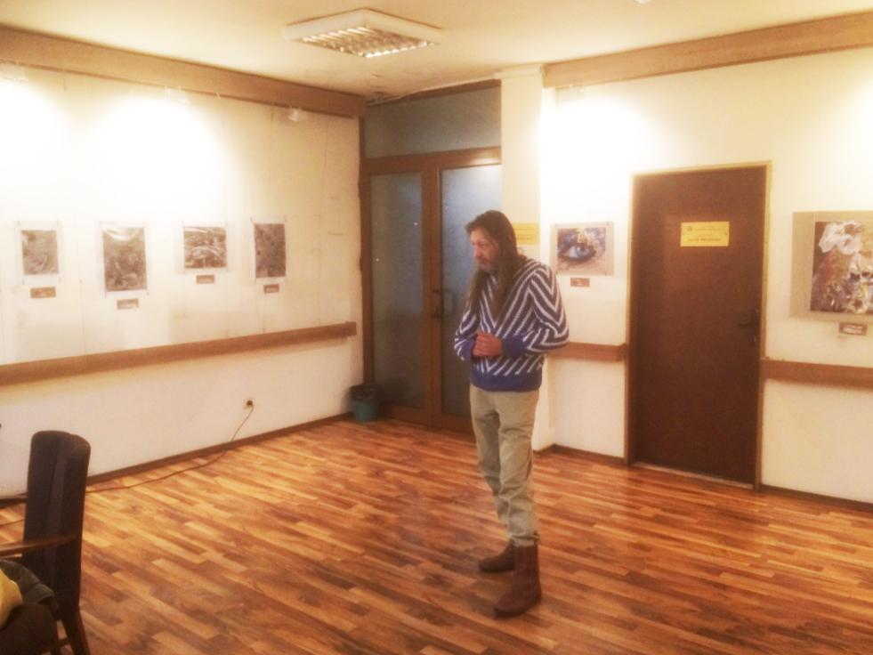 Ретроспекция със снимки от Изложби на Михаил Павлов